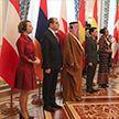 Александр Лукашенко принял верительные грамоты послов 10 государств