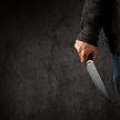 В Кобрине мужчины с ножом напали на женщину-таксиста
