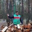 Как Лукашенко провел 1 мая? В Сети появилось видео