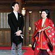 Японская принцесса Аяко после свадьбы с менеджером лишилась своего титула