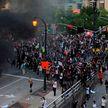 Обратная сторона беспорядков в США: неоправданная жестокость, грабежи и погромы