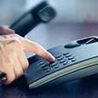 Администрация Президента проводит прямые телефонные линии
