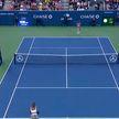 Александра Саснович и Онс Жабер сыграют на открытом чемпионате США по теннису. Начало матча задерживается из-за дождя