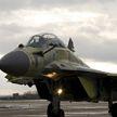 Самолет Миг-29К ВМС Индии потерпел крушение в Аравийском море