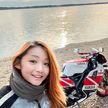 Популярная блогерша-байкер из Японии оказалась 50-летним мужчиной