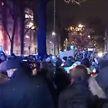 В Польше не прекращаются уличные протесты и столкновения с полицией