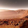 Опубликована самая детальная панорама Марса за всю историю изучения планеты