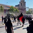Массовые демонстрации продолжаются в Чили