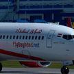 Первый прямой рейс из Багдада в Минск приняли в Национальном аэропорту