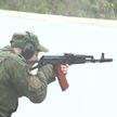 Спартакиада Вооруженных Сил прошла на специальном полигоне в Борисове