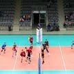 Волейболисты минского «Строителя» проиграли польской команде «Ястжембский венгель»