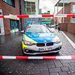 Убить Мигрантов! В Германии мужчина специально наехал на толпу пешеходов