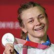 Олимпийские игры: как Ирина Курочкина в борьбе завоевала серебро