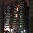 Пожар вспыхнул в жилой высотке в Екатеринбурге