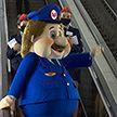 Минский метрополитен проводит для школьников акцию по безопасности
