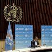 ВОЗ поддерживает усилия Минска в борьбе с коронавирусом. Какие ещё заявления звучали в Женеве?