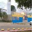 Жертвами взрыва на газовом предприятии в Бразилии стали четыре человека