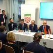 Беларусь и Латвия подписали договор о проведении чемпионата мира по хоккею в 2021 году