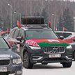 На «Линии Сталина» реконструировали военные события в преддверии 23 февраля