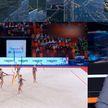 У сборной Беларуси бронза юниорского чемпионата мира по художественной гимнастике