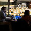 Трудности перевода. Как работают переводчики на больших саммитах и международных встречах