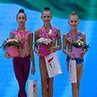 Белорусские  грации завоевали 11 золотых медалей на турнире Марины Лобач