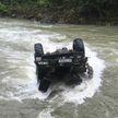 Грузовик с белорусскими туристами упал в реку в Ивано-Франковской области: три белоруса погибли