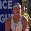 Арина Соболенко обыграла Монику Пуиг в 1/4 финала теннисного турнира в Страсбурге