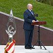«Незримая нить, которая соединяет сердца белорусов и россиян»: Лукашенко и Путин открыли мемориал Советскому солдату подо Ржевом