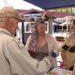 В Минске открылся первый фермерский рынок «Усе сваё»
