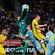 БАТЭ одержал верх над «Астаной» и всё равно не вышел в групповой раунд Лиги Европы