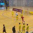 Сборная Беларуси по мини-футболу проиграла команде Казахстана