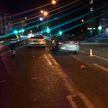 Автомобиль сбил пешехода на переходе в Витебске