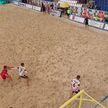 Сборная Беларуси по пляжному футболу вышла во второй раунд квалификации ЧМ
