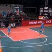 Женская сборная Беларуси по баскетболу 3х3 выиграла бронзу в юниорском Кубке Европы