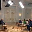 Полную версию интервью Александра Лукашенко ведущим российским СМИ скоро опубликуют