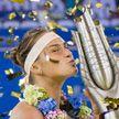 Теннис: Арина Соболенко выиграла турнир в Ухане