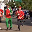 Дню народного единства белорусы посвятили легкоатлетический пробег