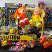 Игрушки с превышением формальдегида в 40 раз продают в Гомельской области
