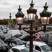 В Париже рекордные пробки –  631 километр