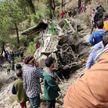 В Индии автобус упал в ущелье. Как минимум 8 человек погибли