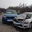 Сын российского миллиардера врезался в машину судьи под Волгоградом