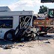 В Калифорнии в ДТП с автобусом пострадали 40 человек