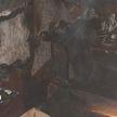 В Минске спасли мужчину из горящей квартиры