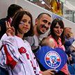 «Юность-Минск» одержала вторую победу в групповом турнире хоккейной Лиги чемпионов