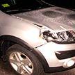 ДТП в Несвижском районе: на пешеходном переходе RENAULT врезался в пешехода