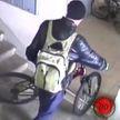 В Беларуси участились кражи велосипедов: один из эпизодов попал на видео