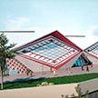 В Минске началось строительство Национального футбольного стадиона и бассейна международного стандарта