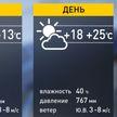 Прогноз погоды на 7 сентября: на выходных будет тепло