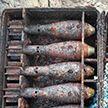 Возле храма в центре Бреста нашли ящик с минами